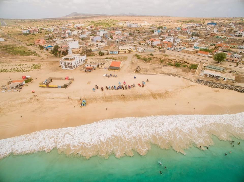 Strandvakantie Maio, Kaapverdië